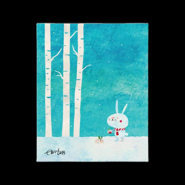 キャンバスイラスト(複製画) F3 (送料無料)