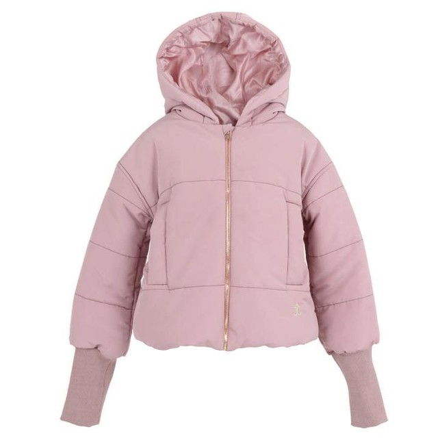 JESSIE AND JAMES 【ATOMIC PUFFER JACKET =OLD PINK= 】