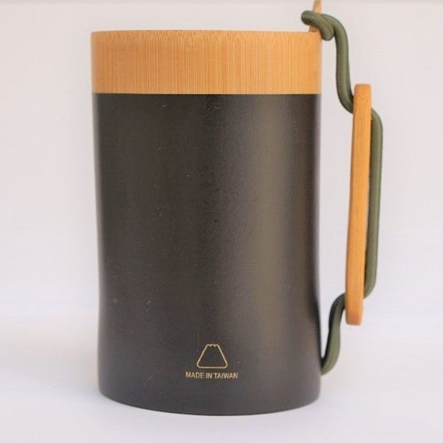 Feel Good -OUTDOOR CUP(BLACK)