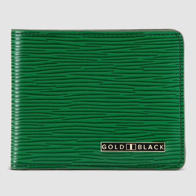 ゴールドブラック(GOLDBLACK) GM WALLET UNICO GREEN