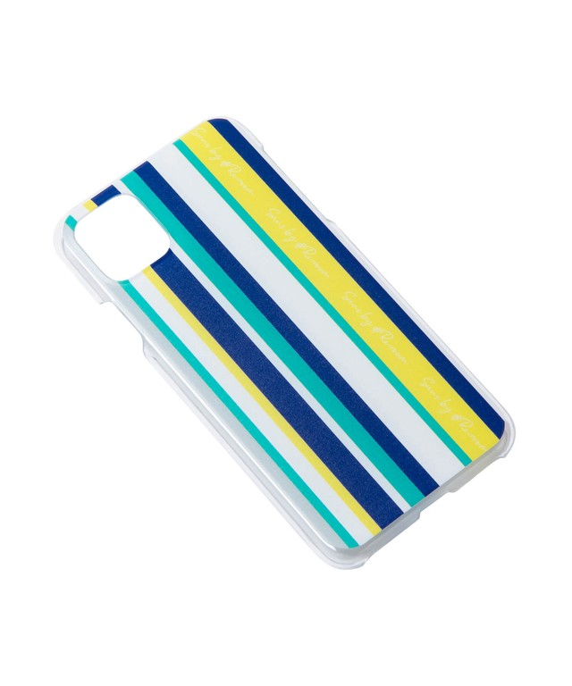 SUNS MULTI STRIPE SIGN LOGO iPhone11Pro CASE[RSG005]