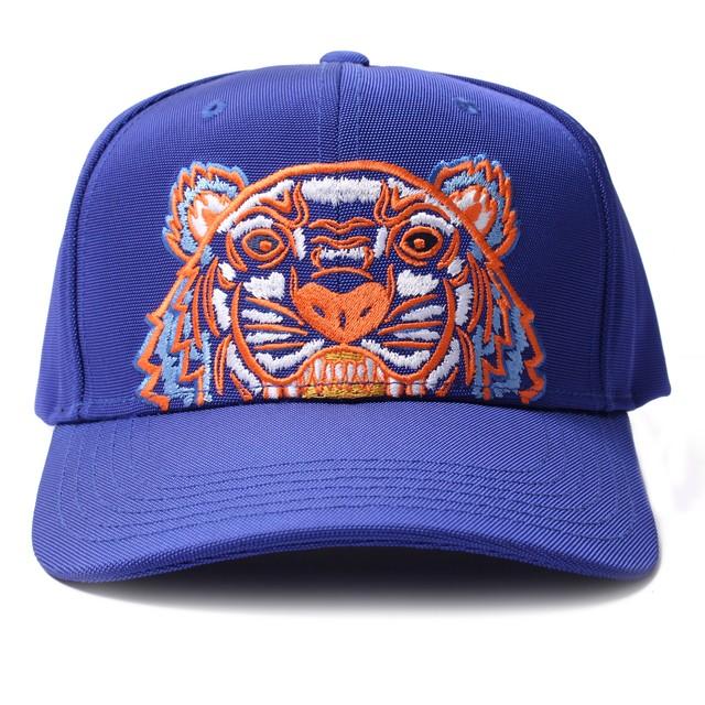KENZO (ケンゾー) キャップ CAP 帽子 ユニセックス タイガー トラ ブルー [国内送料無料] r014691
