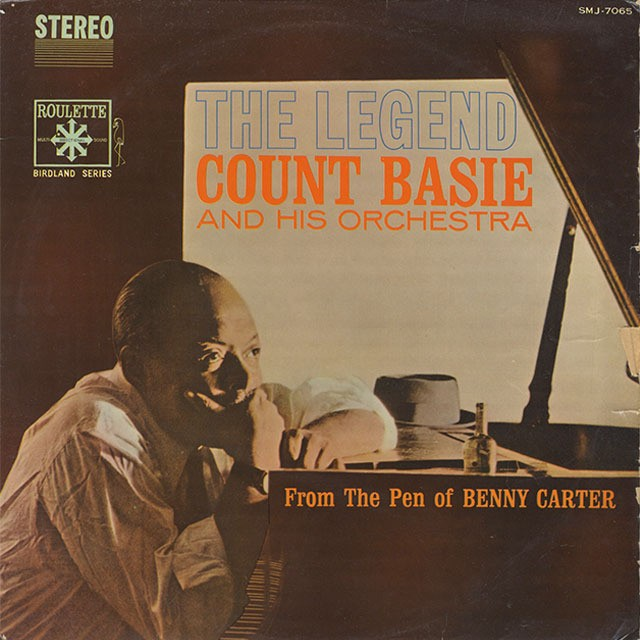 Count Basie & His Orchestra / The Legend (LP)