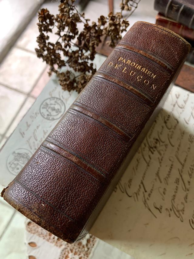 小さな古書 paroissien de luçon