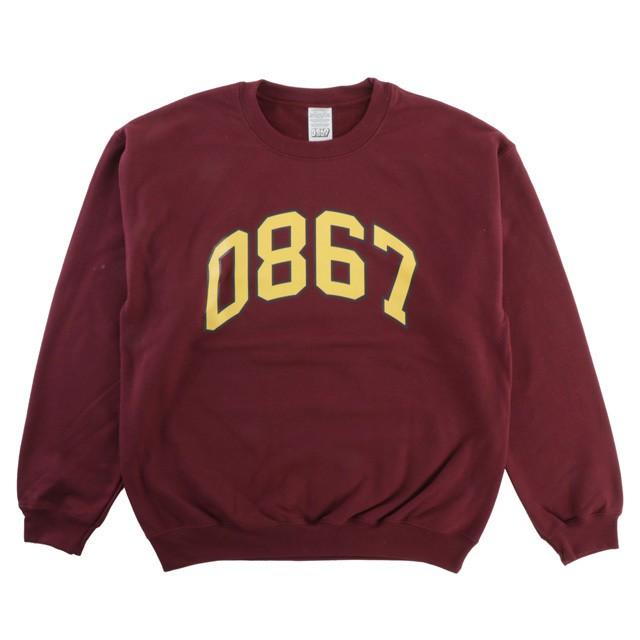 0867 / Sweatshirt / Blockbuster / Logo / White