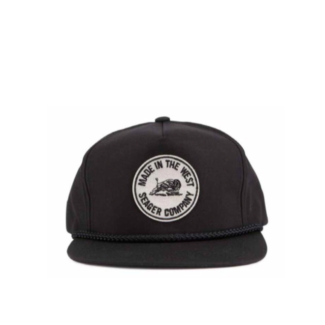 SEAGER #Yellowstone 5 Panel Snapback