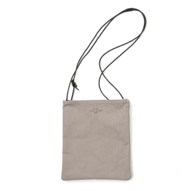 20/80(CANVAS #6 TWO BAGS WITH LEATHER STRAP)