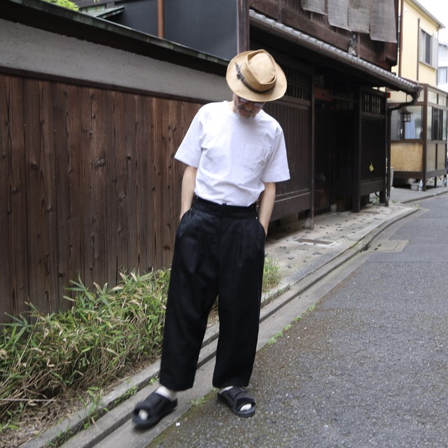 Suie(スィ)Overall 生成り【受注オーダー】