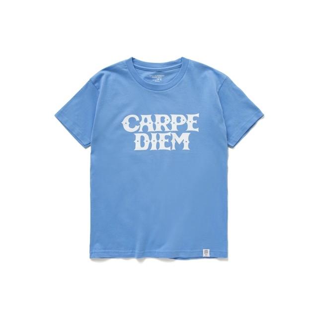 【ドライフィット素材】CARPE DIEM ロゴTシャツ【キッズサイズ】