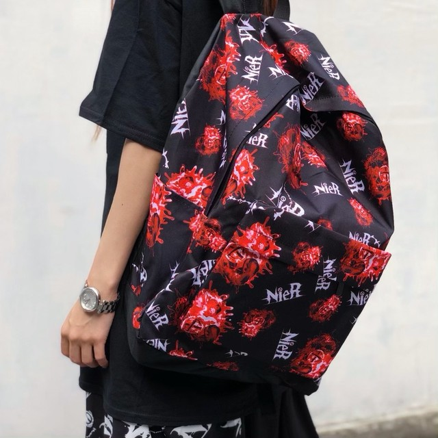 NieR Red backpack