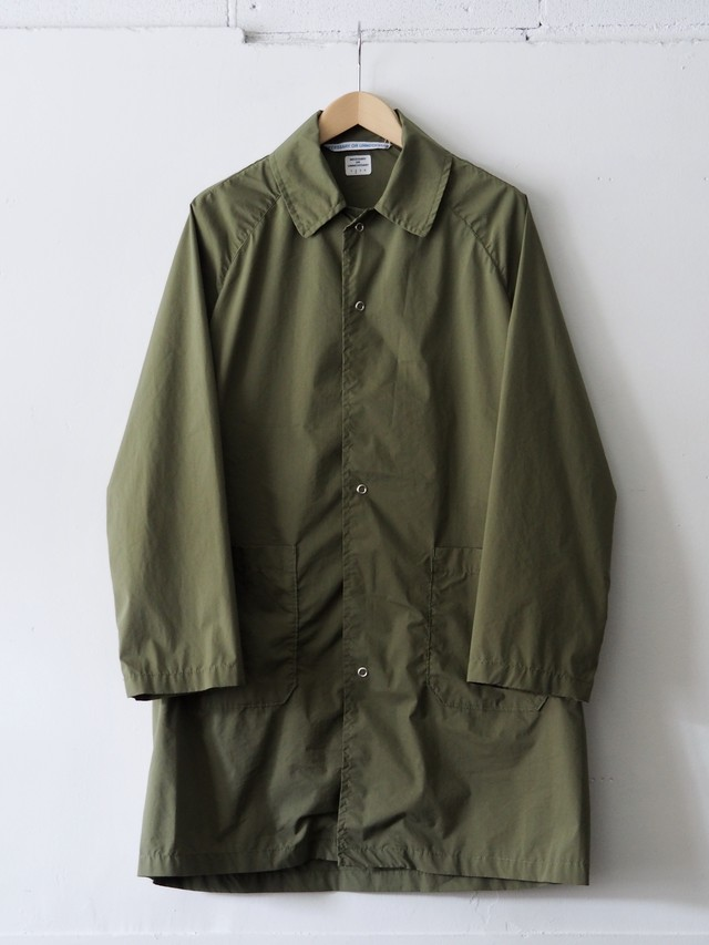 N.O.UN Garage Coat Army,Blue Gray
