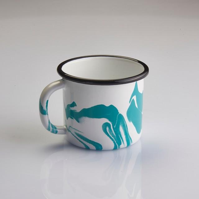 KAPKA - A Little Color - Mug - Turquoise Green