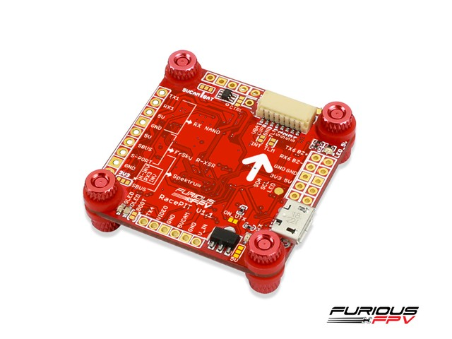 RACEPIT OSD Blackbox Flight Controller