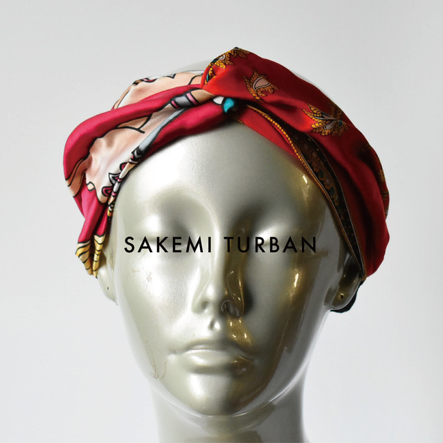 SAKEMI TURBAN / No,10102-1 #8