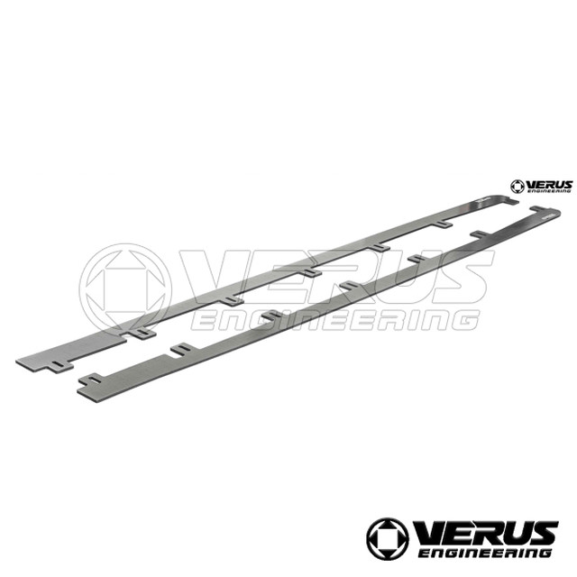 VERUS ENGINEERING(VELOX):A0057A:WRX スプリッタータイキット