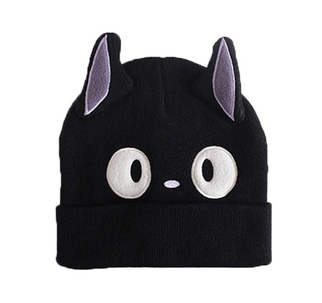猫ちゃんニット帽