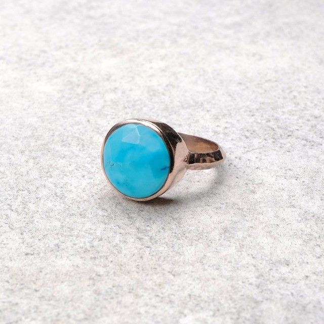 SINGLE STONE NON-ADJUSTABLE RING 035