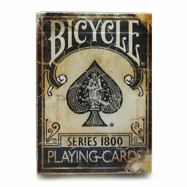 Bicycle 1800 Vintage Playing Cards (BLUE)