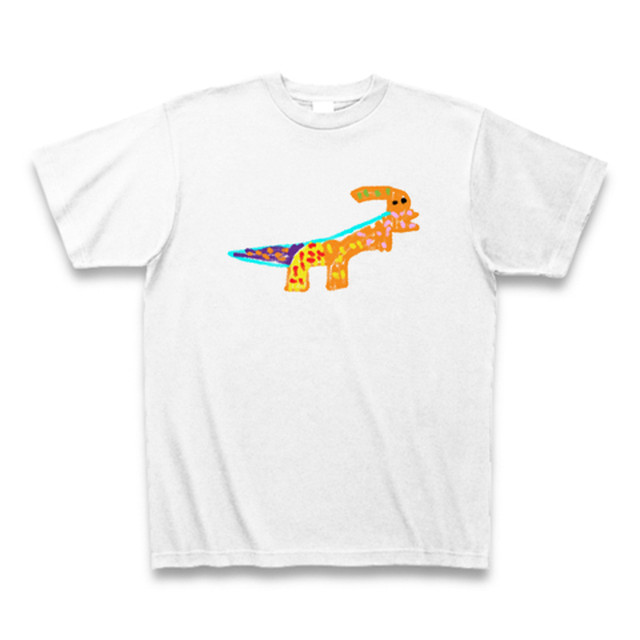 チャキ恐竜T【パラサウロロフス】