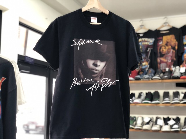 Supreme 19AW MARY J.BLIGE TEE BLACK SMALL 40JG7368