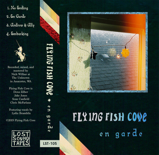 Flying Fish Cove / En Garde(100 Ltd Cassette)