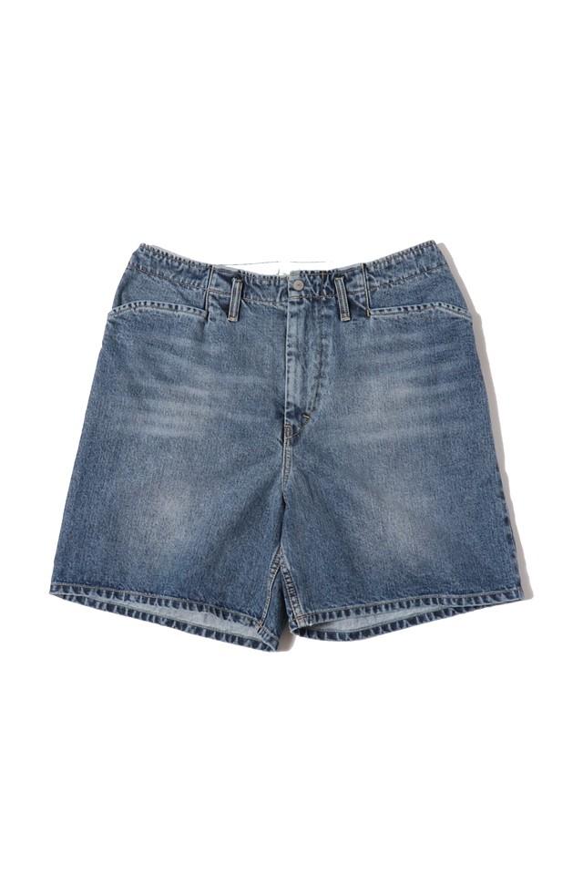 Cotton Twill Frisco Shorts / pink