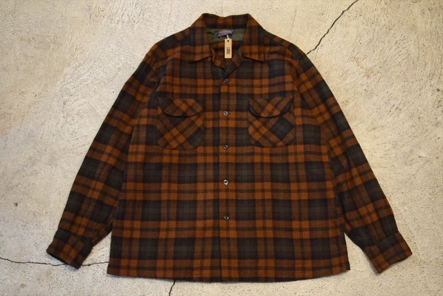 USED 50s Pendleton Board Shirt - S0779