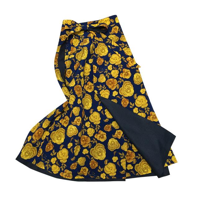 Yellow Pansy - Long Flare - Oshima