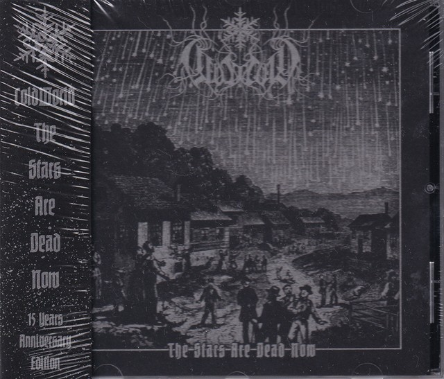 COLDWORLD『The Stars Are Dead Now (Re-issue)』