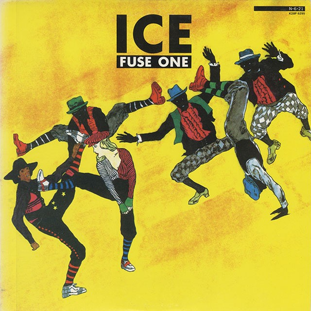 Fuse One ‎/ Ice (LP)