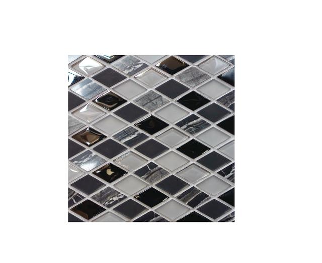 Crystal & Stone Mix/ AQ/AG-58