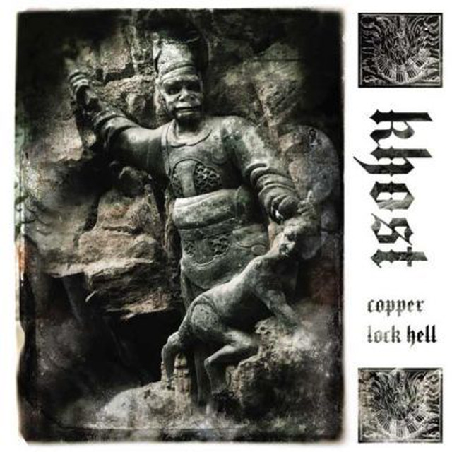 KHOST -  Copper Lock Hell.  CD - メイン画像