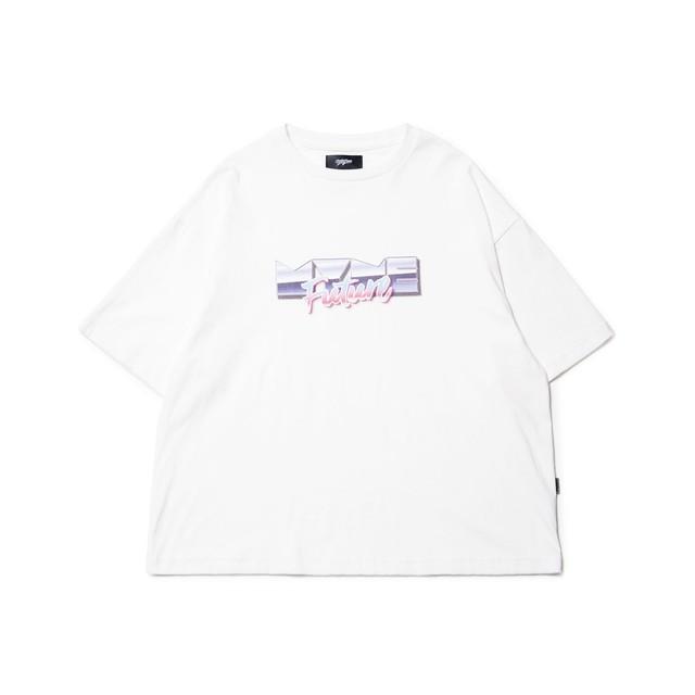 MYne Future T-shirt / WHITE - メイン画像