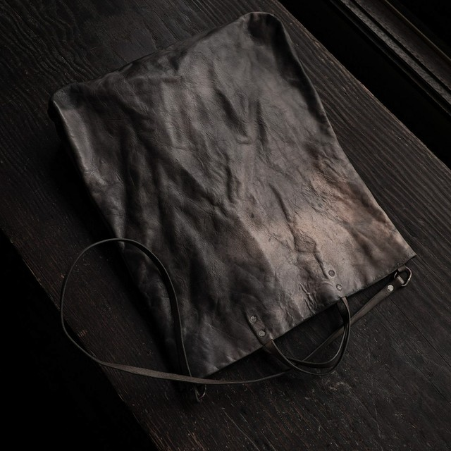 手持鞄  sasaki yuichi
