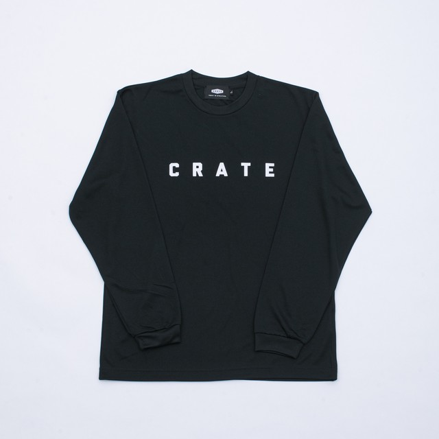 CRATE ATHLETICS Mesh T-Shirts Black