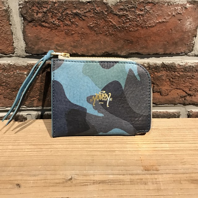 RoundZip CoinCard case ITALY Wshoulder cuoio茶