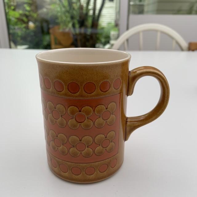 HORNSEA ホーンジー マグカップ