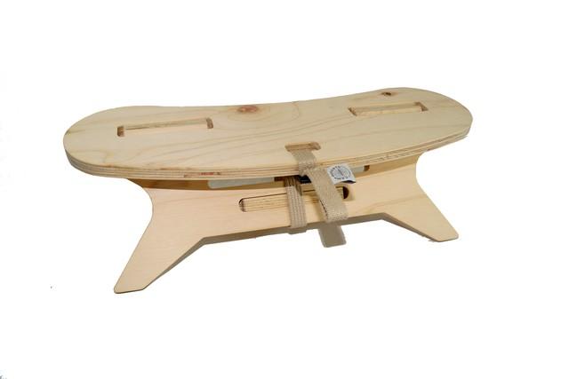 oak standard solo table CAMPOOPARTS オーク スタンダード 焚き火 ソロテーブルキャンプ オーパーツ
