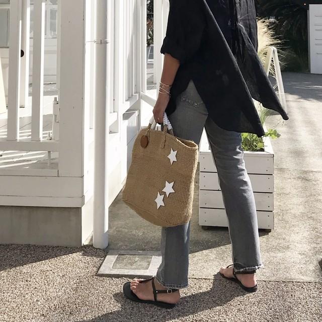 Tote Bag / limited product / プラチナシルバー