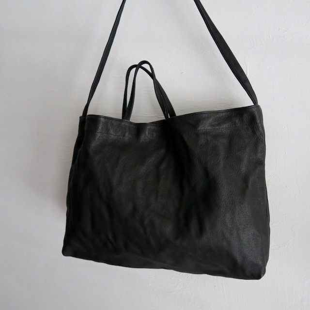ARAI YOKO Leather Bag
