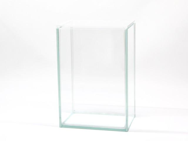 セミオープンテラリウム用容器(スクエアM)《苔テラリウム・コケリウム用》