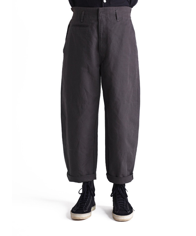 LEMAIRE MILITARY PANTS Raven M 201 PA147 LF439