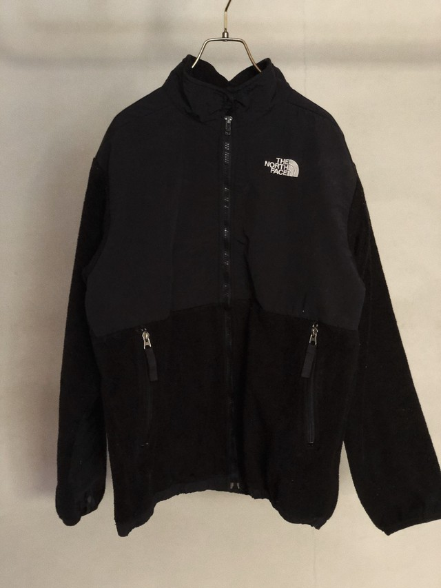 """THE NORTH FACE"" vintage switching fleece jacket-XL-"