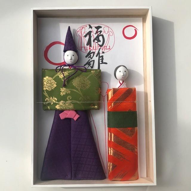 【HINA DOLL】 13 雛人形 立ち雛