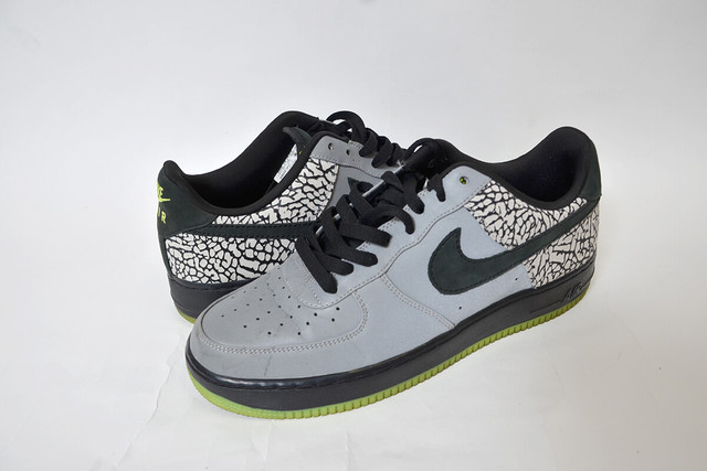 【28.0cm】 NIKE ナイキ AIR FORCE 1 LOW PREMIUM 112PACK DJ CLARK KENT エアフォース1 スニーカー 329423-001 299865190602