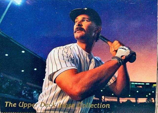 MLBカード 93UPPERDECK Don Mattingly #WI26 YANKEES