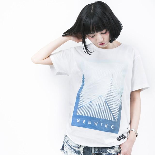 Nature T-shirt type-Morning White