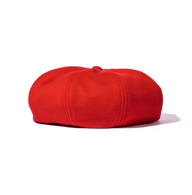 JUST NOISE x Yakanay Collaborated Beret - RED