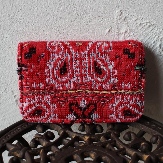 【COOHEM】solid tweedy knit-bordeaux