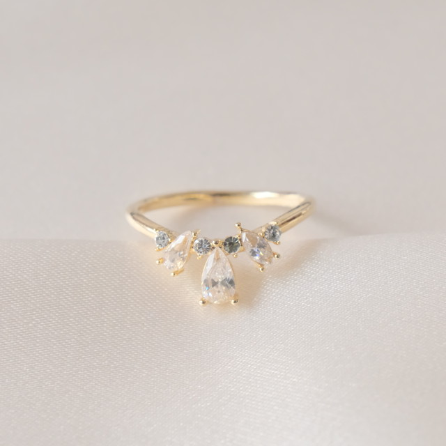 The Princess Collection: The Celeste Ring